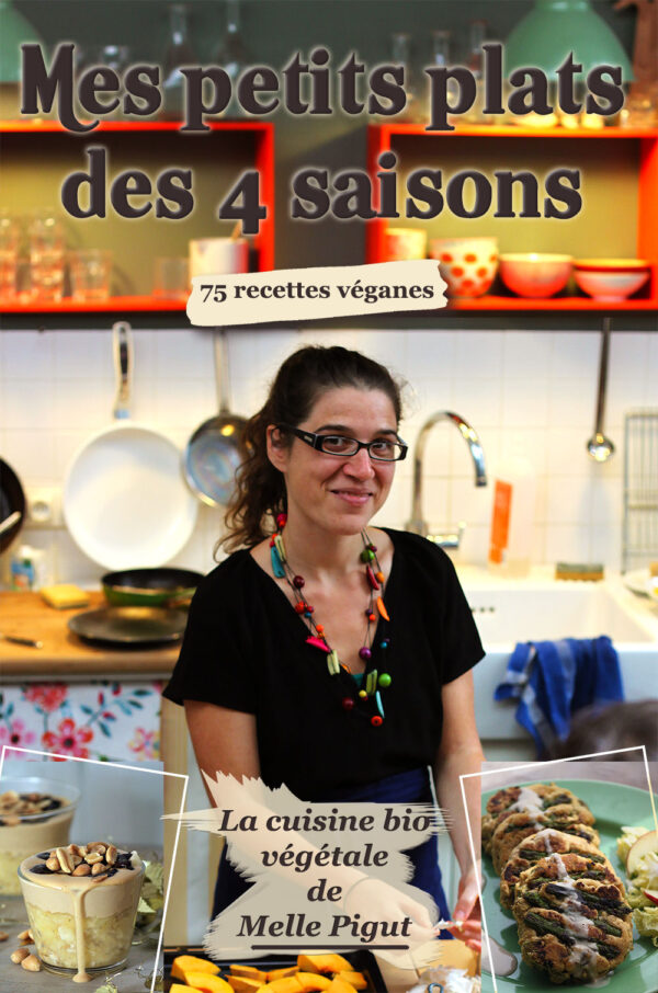 Couverture du livre Mes petits plats des 4 saisons