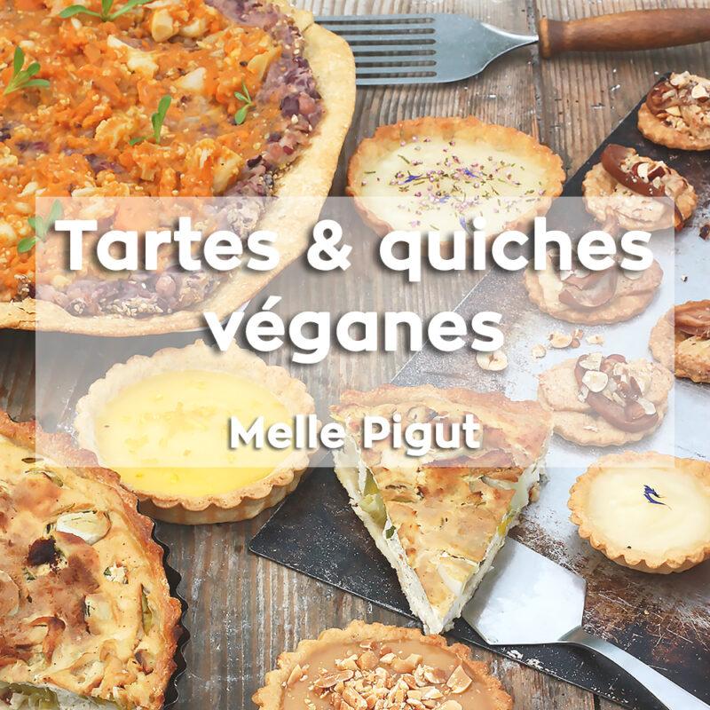 Formation en cuisine pour apparendre à faire des tartes végétales